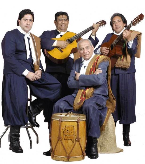 Los Manseros Santiagueños en su mejor momento