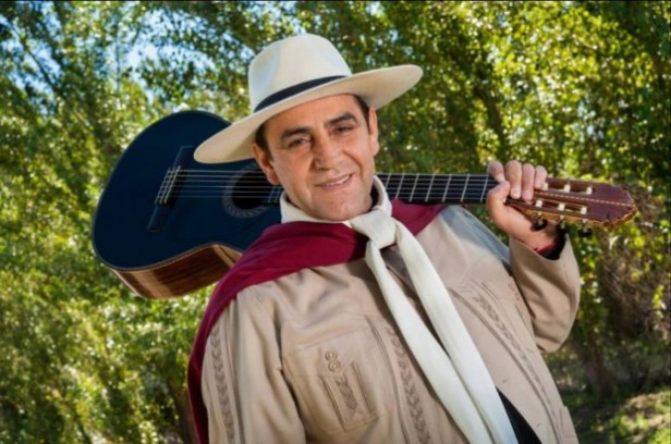 El Chaqueño Palavecino anticipa su Show en San Rafael