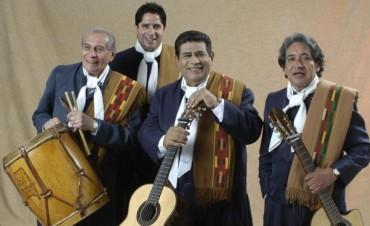 Los Manseros estaran en la Fiesta Criolla de Estación Juárez Celman