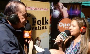 En vivo desde Baradero el festival nacional de musica popular argentina