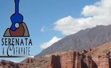 Arranca la 41ª edición de La Serenata a Cafayate en Salta