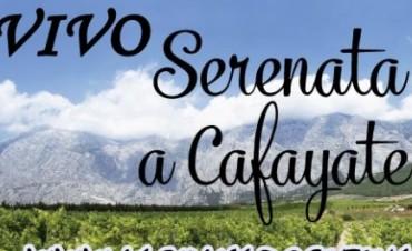 Estas escuchando en vivo Serenata a Cafayate por la FOLK la Radio del folklore