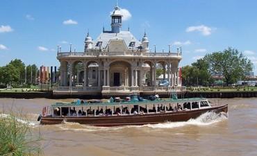 Sábado con probabilidad de lloviznas aisladas e intermitentes en la Ciudad de Tigre