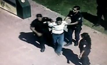 La policía bonaerense detuvo a Concejal del FPV de Tigre por agresión