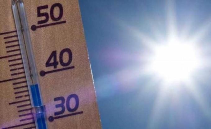 La semana comienza con temperatura en ascenso con máxima de 33° en Cap y GBA