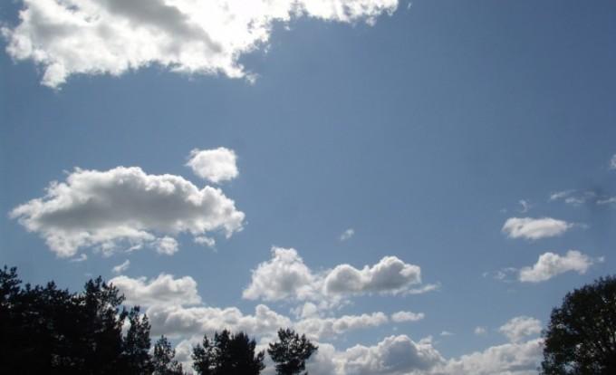 Se espera una jornada con nubosidad en aumento y tiempo desmejorando a la noche