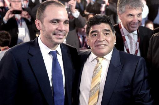 El candidato de Diego Maradona es el favorito de EEUU