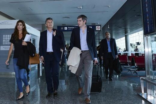 Macri llegó a Roma y sumó una reunión con Matteo Renzi a su agenda en Italia