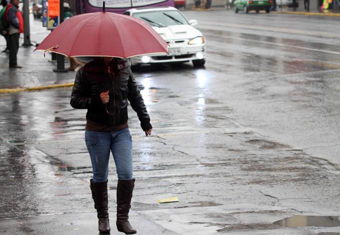Se mantiene la probabilidad de lluvias y tormentas fuertes en Capital y GBA