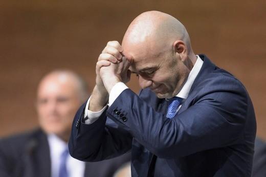 Gianni Infantino se consagró como el nuevo presidente de la FIFA en segunda vuelta