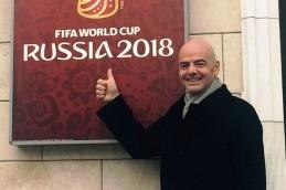 El gremio de futbolistas se manifestó en contra del nuevo presidente de la FIFA
