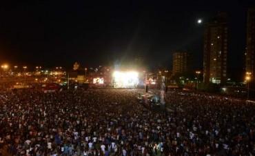 Con Márama y los Decadentes en Tigre se vivió una auténtica fiesta