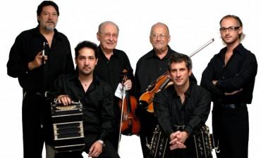 El sexteto mayor inicia un ciclo de recitales en el Torcuato Tasso