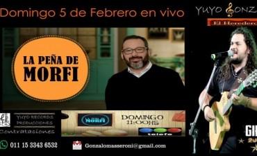 """Yuyo Gonzalo """"El Heredero"""" presenta su nuevo material discográfico """"ETERNO AMOR"""""""