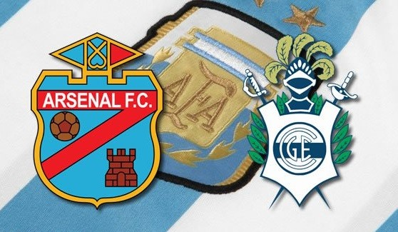 Arsenal vs Gimnasia: EN VIVO fecha 14 de la Superliga por La Folk Argentina y Argen TV