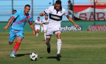 Con transmisión de La Folk Argentina y ArgenTV, Arsenal y Gimnasia empataron sin goles y aburrieron en Sarandí