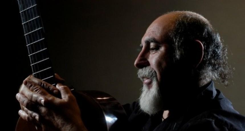 Falleció el reconocido guitarrista Juanjo Domínguez