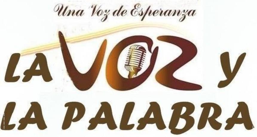 En el día de Hoy el programa no se emitirá por La Folk Argentina pero si por LA VOZ Y LA PALABRA