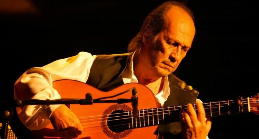 La inesperada muerte de Paco de Lucía, el artista de la guitarra flamenca