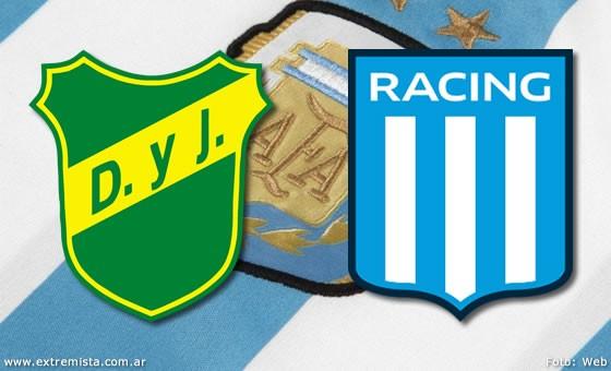 En vivo por Open 99.3 Fm Infinity y La Folk Argentina Racing vs Defensa y Justicia