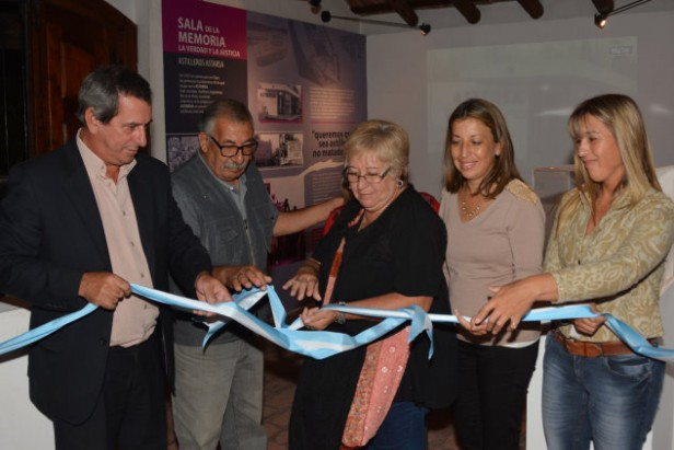 Tigre inauguró un nuevo espacio para la Memoria