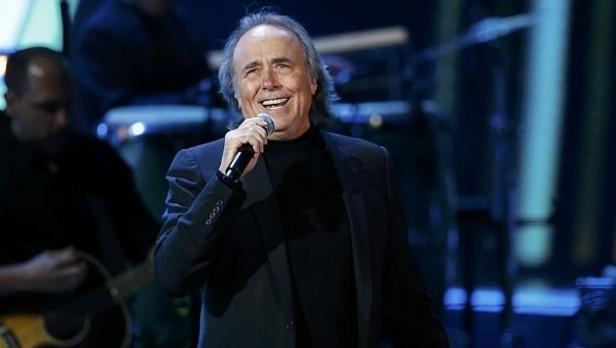 Recital gratuito de Joan Manuel Serrat en Tigre