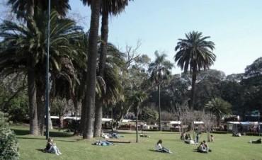 Para hoy sábado en Tigre y alrededores buen tiempo y una temperatura máxima de 30 grados
