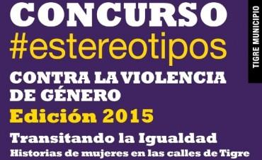 """Tigre lanza el concurso #Estereotipos2015""""Transitando la Igualdad"""""""