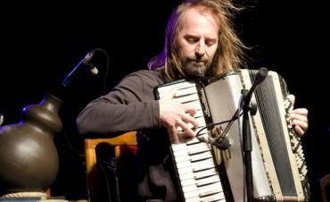 Chango Spasiuk con único concierto en Austria en Amthof