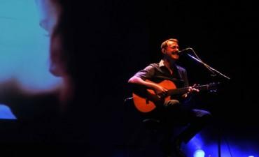 Pedro Aznar inició su gira en Tigre
