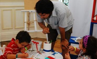 El MAT prepara un nuevo espacio: taller para niños