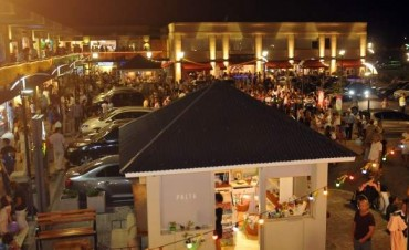 """Inauguró """"Lirios del Talar"""", nuevo centro comercial y médico"""
