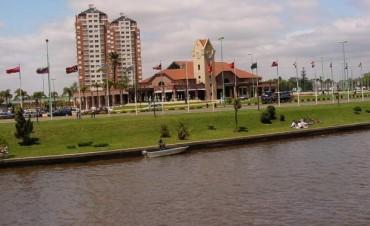 Hoy en Tigre una jornada con cielo algo nublado y una temperatura máxima de 30 grados