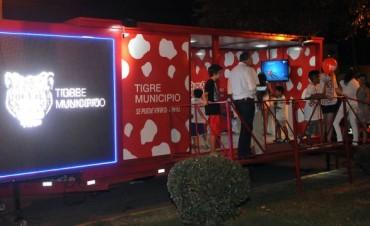 La gestión de Tigre llega a los barrios