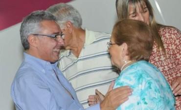 El centro de jubilados Marina Mercante de Tigre festejó su 29° aniversario