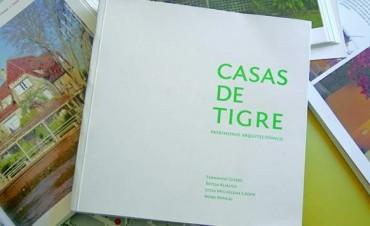 Un libro rescata el patrimonio arquitectónico de Tigre