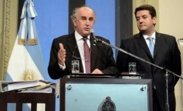 Parrilli aportó nuevos datos en la denuncia contra ex agentes