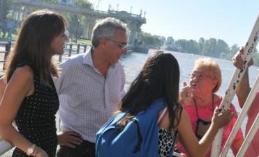 Turismo Social en Tigre para que más de 30 mil vecinos conozcan el Delta y su historia