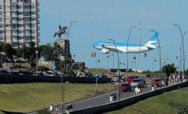 Aerolíneas Argentinas logró un récord de pasajeros transportados