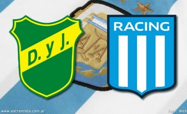 En vivo por Open 99.3 Fm Infinity y La Folk Argentina Racing vs Defensa y Justicia