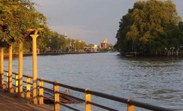 Miércoles en Tigre con probabilidad de lloviznas y mejorando por la tarde