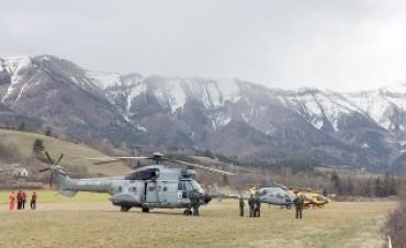Los investigadores creen que el copiloto estrelló el avión intencionalmente