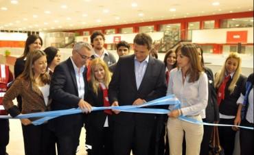 Tigre inauguró el nuevo Centro de Atención al Vecino