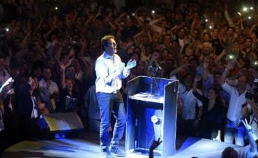 """Massa""""Les vamos a ganar así se llame Juan, Pedro o Cristina"""""""