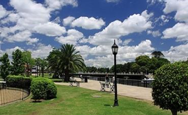 Domingo con cielo despejado y una máxima de 28 grados en Tigre y alrededores