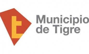 Ante el paro nacional Tigre informa sobre prestaciones y servicios