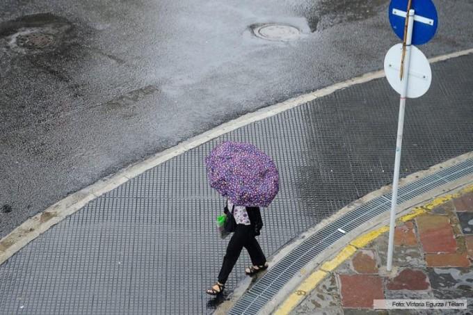 Martes con lluvias aisladas y una máxima de 27 grados en la Ciudad Bs As y alrededores