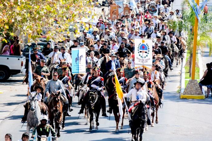 El Chaqueño cerrará la Vigésima Séptima Cabalgata a la Difunta Correa en San Juan
