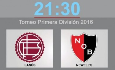 Lanús expone su invicto y liderazgo ante Newell's en VIVO por La Folk Argentina