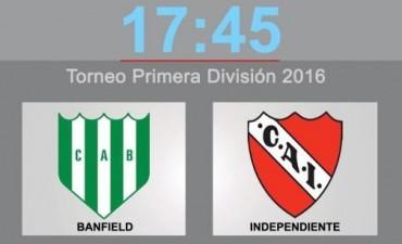Independiente visita a Banfield con la necesidad de un triunfo para seguir con chances en VIVO por La Folk Argentina